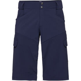 Triple2 Bargup Ocean Waste Econyl Enduro shorts Herrer, peacoat